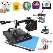 Heat Press Machine For Tshirt Branding | Printing Equipment for sale in Nairobi, Nairobi Central