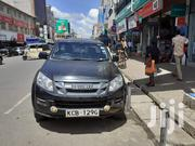 Isuzu D-MAX 2014 Gray | Cars for sale in Nakuru, Nakuru East
