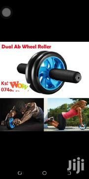 Dual Ab Wheel Roller | Sports Equipment for sale in Nairobi, Nairobi Central