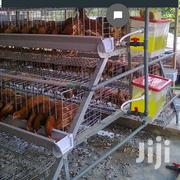 Fully New Galvanised Chicken Cages | Farm Machinery & Equipment for sale in Nairobi, Imara Daima