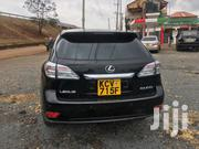 Lexus RX 2012 350 FWD Black | Cars for sale in Nairobi, Karura