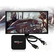 MXQ Pro Plus 4K Amlogic S905 Android 7.1 TV Box 2/16gb | TV & DVD Equipment for sale in Nairobi, Nairobi Central