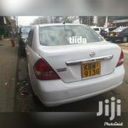 Nissan Tiida 2006 White | Cars for sale in Nairobi, Nairobi Central