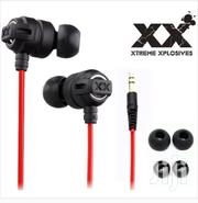 Headset Earphones Super Bass Jvc Xx Extreme Explosives Earbuds | Audio & Music Equipment for sale in Nairobi, Nairobi Central