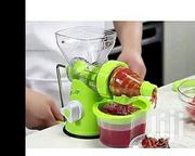 Generic Blender- Multi Function Manual Juicer- Fruits, Vegetable | Kitchen Appliances for sale in Mombasa, Mji Wa Kale/Makadara
