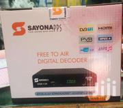 Brand New Sayona Free To Air Decoder, Free Delivery Within Nairobi Cbd | TV & DVD Equipment for sale in Nairobi, Nairobi Central