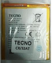 Original Battery For Tecno CX Air And CX | Accessories for Mobile Phones & Tablets for sale in Nairobi, Nairobi Central