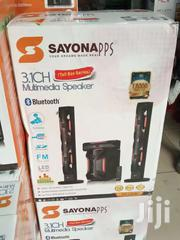Sayona Tall Speaker Woofer With 18000 Watts Brand New   Audio & Music Equipment for sale in Nairobi, Nairobi Central