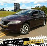 Honda Odyssey 2010 Red | Cars for sale in Nairobi, Parklands/Highridge