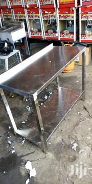 Working Tables Made Of Stainless Steel. | Restaurant & Catering Equipment for sale in Nairobi, Pumwani
