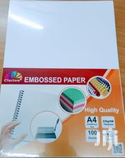 Embossed Board A4 Size | Stationery for sale in Nairobi, Nairobi Central