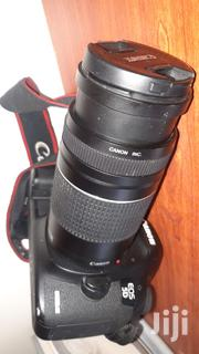 Canon 5D Mark Iii With 75-300mm Lens | Photo & Video Cameras for sale in Nairobi, Nairobi Central