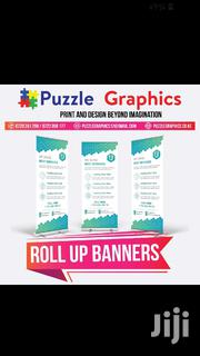 Roll Up Banners   Other Services for sale in Nairobi, Nairobi Central
