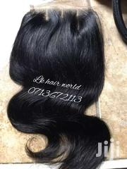 3 Parting Human Hair Lace Closure. 100% Pure Human Hair | Hair Beauty for sale in Nairobi, Nairobi Central