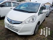 Honda Fit 2012 Sport Automatic White | Cars for sale in Mombasa, Shimanzi/Ganjoni