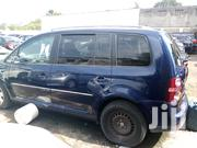 Volkswagen Touran 2010 Blue | Cars for sale in Mombasa, Shimanzi/Ganjoni