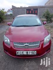 Toyota Fielder 2008 Red | Cars for sale in Nyeri, Iria-Ini