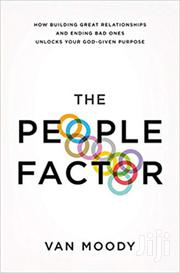 The People Factor-van Moody | Books & Games for sale in Nairobi, Nairobi Central