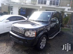 Land Rover Discovery II 2012 Gray