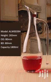 Elegant Crystal Glass Wine Decanter | Kitchen & Dining for sale in Nairobi, Nairobi Central