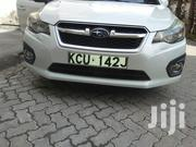 Subaru Impreza 2012 White | Cars for sale in Mombasa, Shimanzi/Ganjoni