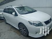 New Toyota Fielder 2012 White | Cars for sale in Mombasa, Kipevu