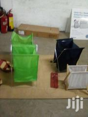 LAUNDRY/LINEN BAG WITH WOODEN STAND/STAILESS STEEL STAND | Home Appliances for sale in Nairobi, Lower Savannah