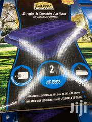 Offer! Inflatable Airbed Combo+ Pump | Camping Gear for sale in Nairobi, Karen