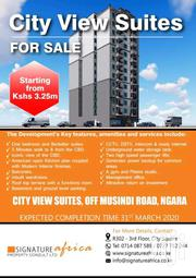 Studio Apartments In Ngara From Kshs 2.4m | Houses & Apartments For Sale for sale in Nairobi, Ngara