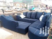 Stylish Modern Ready Made Corner Seat Together With Its Sofa Bed | Furniture for sale in Nairobi, Ngara