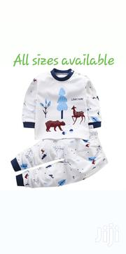 Wholesale Kids Boys Outfit T-Shirt Long Pants Children's Clothing Sets | Children's Clothing for sale in Nairobi, Nairobi Central