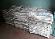 Multipurpose Old Newspaper/Papers/Old Newspaper/Wrapping Paper | Stationery for sale in Nairobi, Nairobi Central