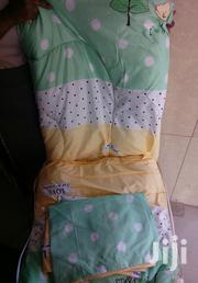 Warm 4*6 Cotton Duvets With A Matching Bed Sheet And Two Pillow Cases | Home Accessories for sale in Nairobi, Kahawa