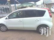 New Nissan Note 2012 1.4 White | Cars for sale in Kiambu, Juja