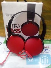 Extra Buss Headphone.   Accessories for Mobile Phones & Tablets for sale in Nairobi, Ngara