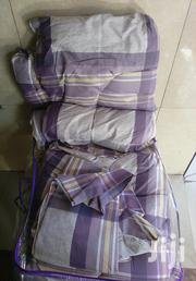 Warm 4*6 Cotton Duvets With A Matching Bed Sheet And Two Pillow Cases | Home Accessories for sale in Nairobi, Karen