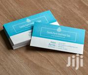 Business Cards | Other Services for sale in Nairobi, Nairobi Central