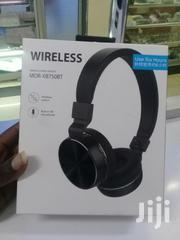 MDR-XB750BT Wireless Headphones | Accessories for Mobile Phones & Tablets for sale in Nairobi, Nairobi Central