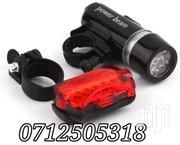 Bike Safety Lights Head And Rear Powerful Beam | Sports Equipment for sale in Nairobi, Nairobi Central