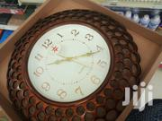 Wooden Clock | Home Accessories for sale in Nairobi, Nairobi Central
