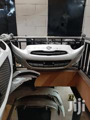 Nissan March 2012 Front Bumper Auto Car Spare Body Parts | Vehicle Parts & Accessories for sale in Nairobi, Nairobi Central