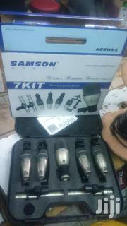 Samson Drumset Microphone. | Audio & Music Equipment for sale in Nairobi, Nairobi Central