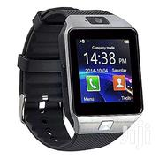 Brand New Generic DZ09 Smart Watch-silver & Black | Accessories for Mobile Phones & Tablets for sale in Nairobi, Nairobi Central