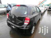 Nissan March 2012 Black | Cars for sale in Mombasa, Likoni