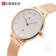 Curen Rose Gold White | Watches for sale in Nairobi, Nairobi Central