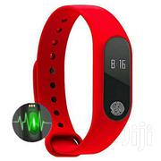 Mi Band Smart Watch With Heart Rate Monitoring | Accessories for Mobile Phones & Tablets for sale in Homa Bay, Mfangano Island