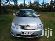 Toyota Corolla 2006 1.4 VVT-i Silver | Cars for sale in Nyandarua, Gatimu