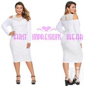 White XL Dress | Clothing for sale in Nairobi, Nairobi Central