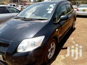 Toyota Auris 2007 Black | Cars for sale in Kiambu, Gitothua