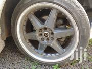 Racing Hart CH2 17 Inch 4x100/4x114.3 Rims Grey 6 Spoke | Vehicle Parts & Accessories for sale in Nairobi, Nairobi West